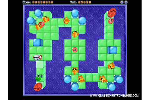 Download Kickle Cubicle & Play Free | Classic Retro Games