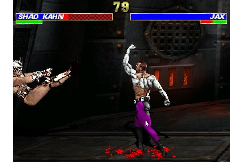 Mortal Kombat 5 Game - Free Download Full Version For PC