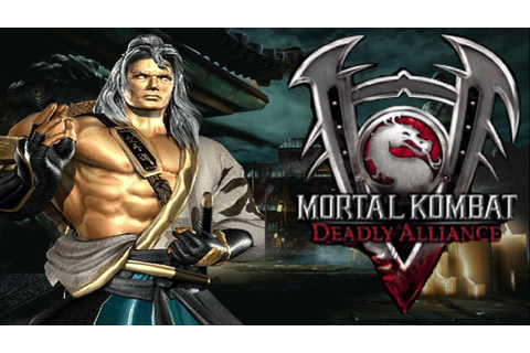 Mortal Kombat Deadly Alliance - Konquest Mode - Part 11 ...