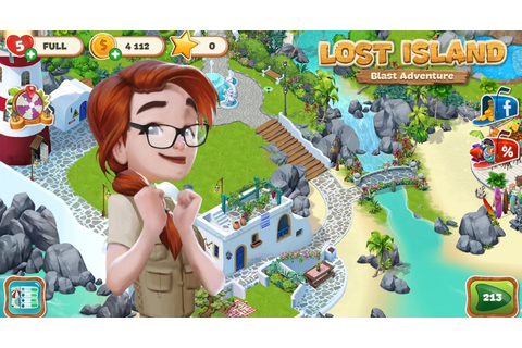 Plarium launches story-driven puzzle game Lost Island ...