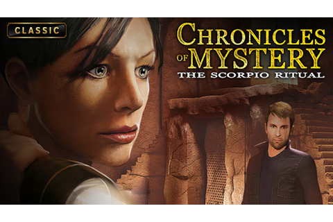 Chronicles of Mystery: The Scorpio Ritual | wingamestore.com