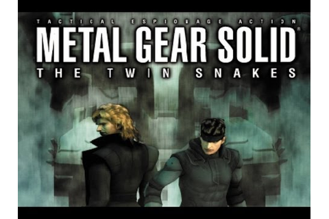 CGRundertow METAL GEAR SOLID: THE TWIN SNAKES for Nintendo ...