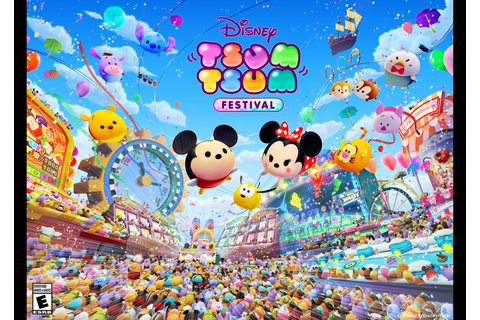 Disney Tsum Tsum Festival now available on Nintendo Switch ...