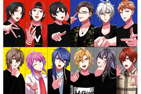 MAD TRIGGER CREW - Hypnosis Mic -Division Rap Battle ...