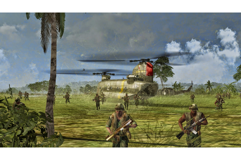 Air Conflicts Vietnam Game - Free Download Full Version For PC