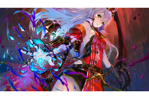Nights of Azure (PC review) - Nerd Reactor
