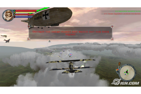 Red Baron Arcade Screenshots, Pictures, Wallpapers - PC - IGN