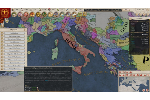 Imperator: Rome - Release Date, Gameplay, Map, and ...