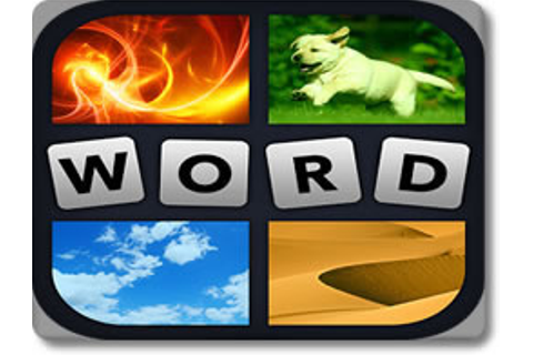 4 Pics 1 Word Game Review - Download and Play Free On iOS ...