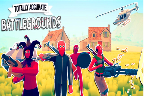 Totally Accurate Battlegrounds Free Download - Repack-Games