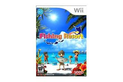 Fishing-Resort-Wii-Game