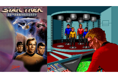 Let's Play Star Trek 25th Anniversary Game - Part 1 Demon ...