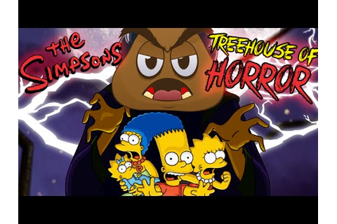 The Simpsons: Night of the Living Treehouse of Horror ...