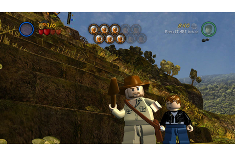 LEGO Indiana Jones 2: The Adventure Continues Steam Key ...