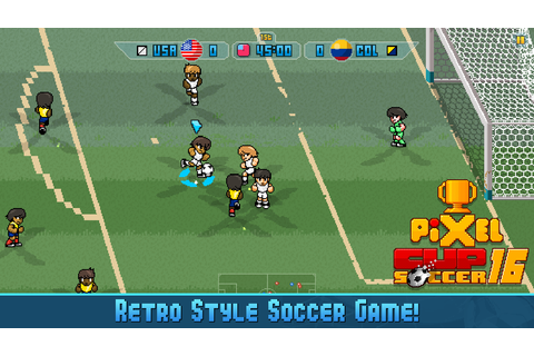 Pixel Cup Soccer 16 - Android Apps on Google Play
