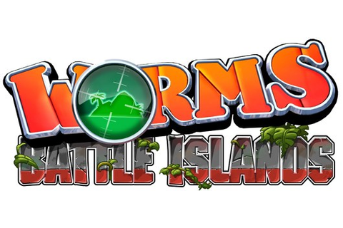 worms battle islands squirming to psp wii