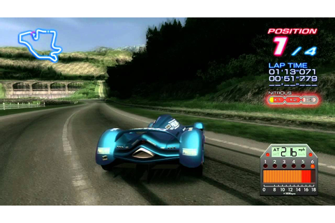 Ridge Racer 6 Final Route Part 1 - YouTube