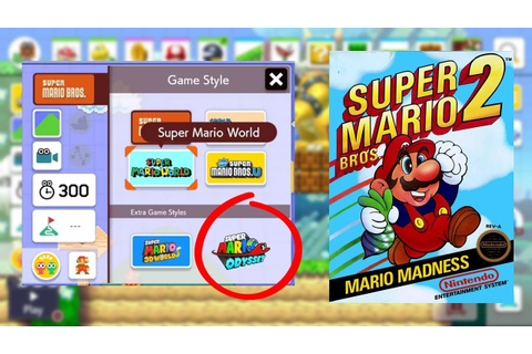 NEW Game Styles Coming To Super Mario Maker 2?? - YouTube