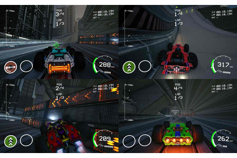 Details for GRIP: Combat Racing's Fierce Multiplayer ...