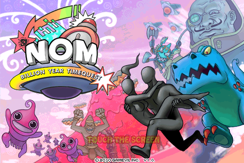 Nom: Billion Year Timequest Review - We Know Gamers ...