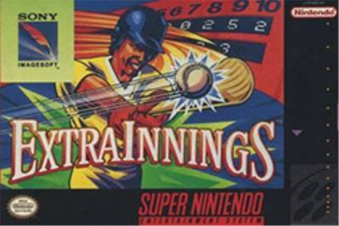 Extra Innings (video game) - Wikipedia