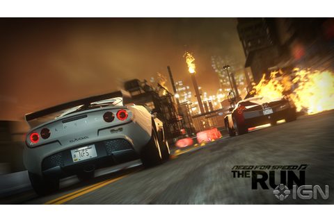 Need For Speed : The Run (2011) | Gedung Games