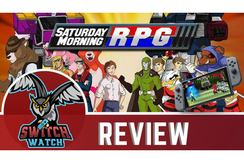 Saturday Morning RPG Nintendo Switch Review - YouTube