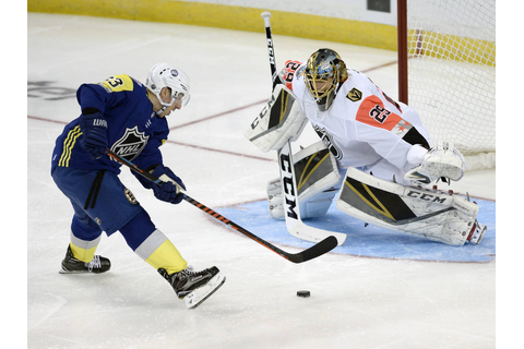 Golden Knights' duo helps Pacific to win at NHL All-Star ...