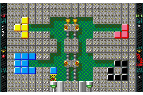 Download Boppin puzzle for DOS (1994) - Abandonware DOS