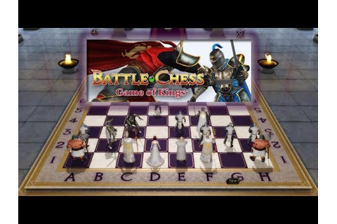 Battle Chess: Game of Kings PC Gameplay FullHD 1080p - YouTube