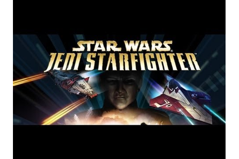 Classic PS2 Game Star Wars Jedi Starfighter on PS3 in HD ...
