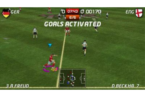 World Tour Soccer 2 PSP Demo | PSP Demos