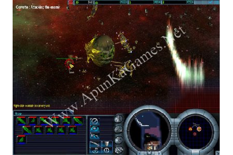 Conquest: Frontier Wars PC Game - Free Download Full Version