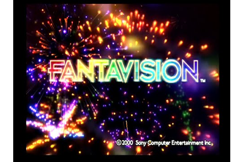 Fantavision - PS2 Gameplay - YouTube