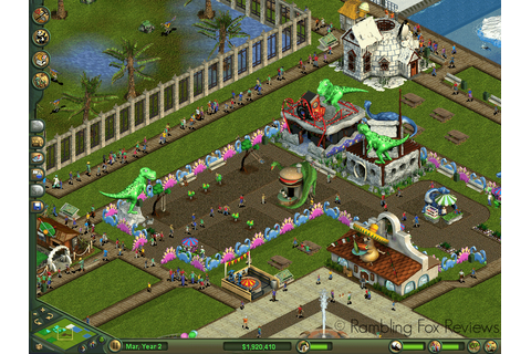 Zoo Tycoon (2001) Free Download - OldGamesDownload.com