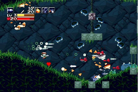 Cave Story Free Platform Game for the PC