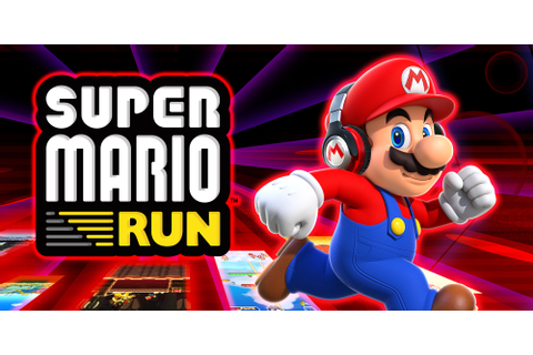 Super Mario Run coming to iPhone & iPad this December ...