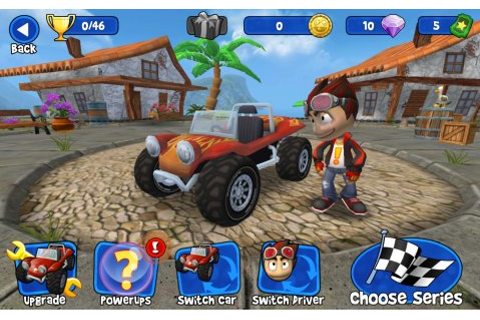 Beach Buggy Racing 1.2.12 Game for Android Mobiles ...