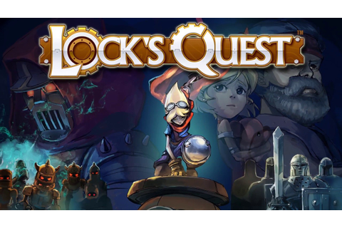 Lock's Quest - YouTube