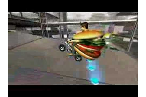 Burger King Pocket Bike Racer Game Xbox 360 - YouTube