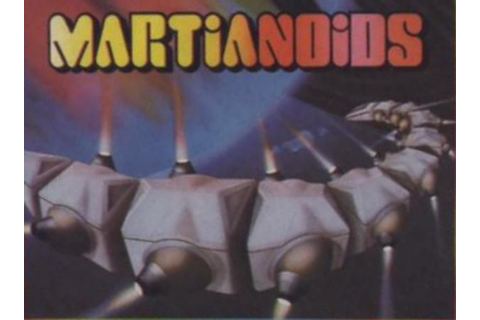 Martianoids | Play