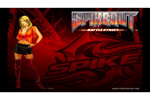 Spikeout:Battle Street-Battle Street Mode as Linda-Lots of ...