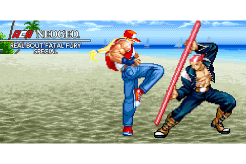 ACA NEOGEO REAL BOUT FATAL FURY SPECIAL | Nintendo Switch ...