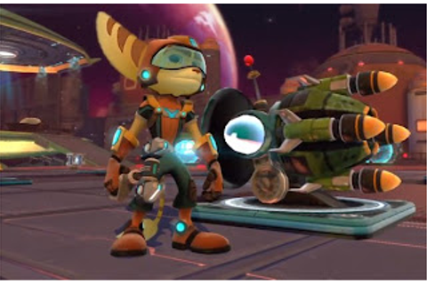 Ratchet and Clank: Q-Force on Qwant Games