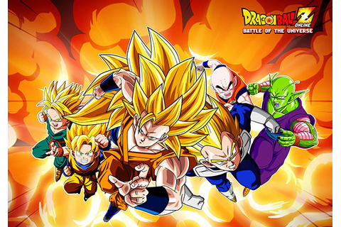 Dragon Ball Z Online | MMOHuts