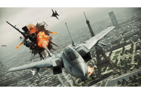 Ace Combat Assault Horizon - IGN.com