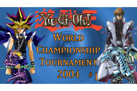 Yugioh World Championship Tournament 2004 - Episode 1 ...