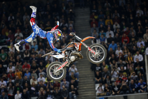 Daredevil Dany: How to Freestyle with Spain's best… - KTM BLOG