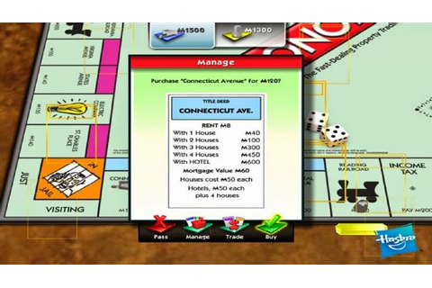 Monopoly PC Free Download - IGGGAMES