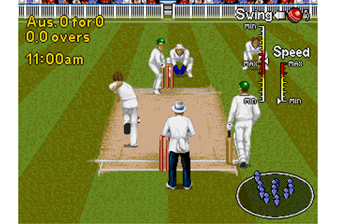 Play Brian Lara Cricket 96 (April 1996) Online - Play All ...